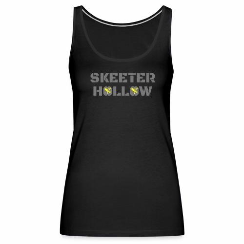 Skeeter Hollow honeybees - Women's Premium Tank Top