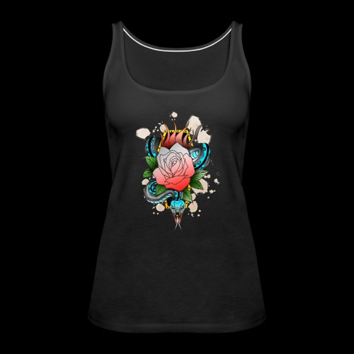 Slither - Women's Premium Tank Top