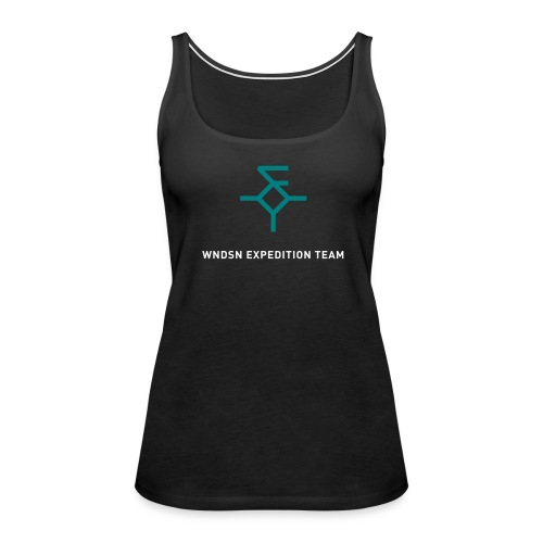 Wndsn Expedition Team Shirt - Women's Premium Tank Top