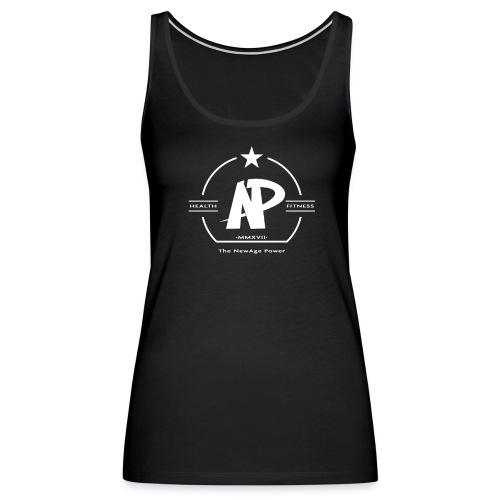 The NewAge Power T-Shirt Black - Women's Premium Tank Top