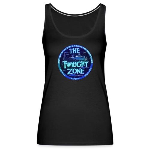 Twilight Zone - Women's Premium Tank Top