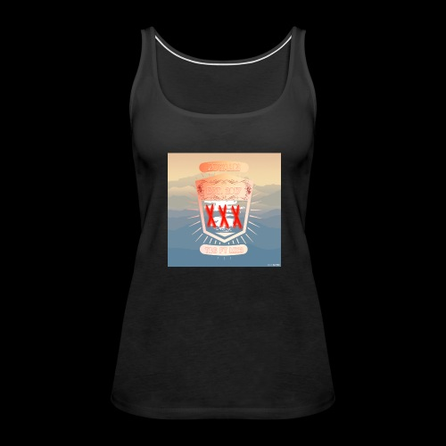 ROYALRI XXX - Women's Premium Tank Top