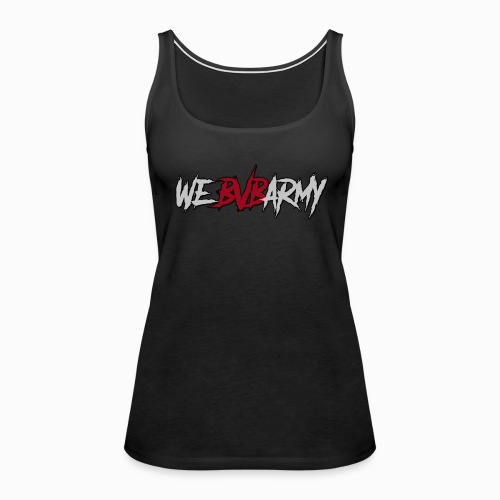 BLACK VEIL BRIDES ARMY - Women's Premium Tank Top