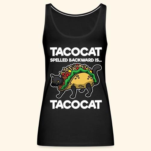 Tacocat is Tacocat - Women's Premium Tank Top
