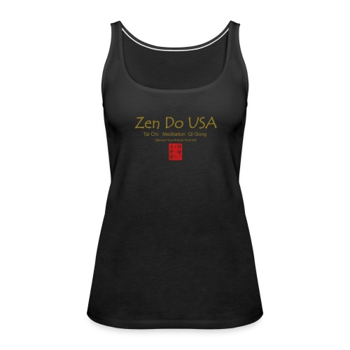 Zen Do USA - Women's Premium Tank Top