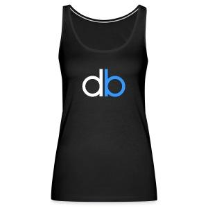 DirtyBass.net - Women's Premium Tank Top