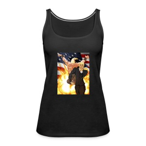 Trumps stand - Women's Premium Tank Top