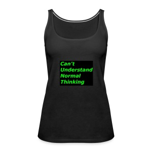 what C*** stands for - Women's Premium Tank Top