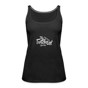 Original The Twitcher nl - Women's Premium Tank Top