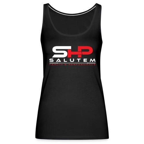 SHP White - Women's Premium Tank Top