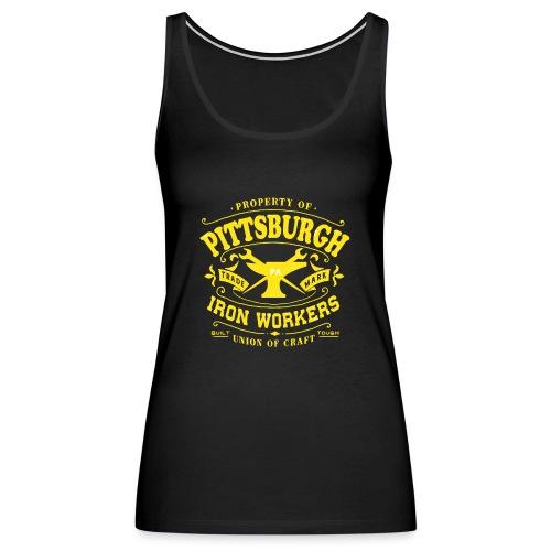 Pittsburgh Iron Workers - Women's Premium Tank Top