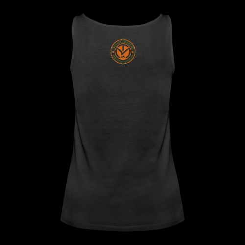 Tactical Manatee Outdoor Division - Women's Premium Tank Top