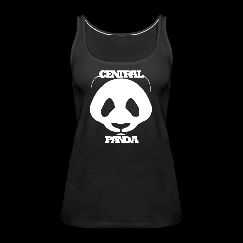 Central Panda - Women's Premium Tank Top