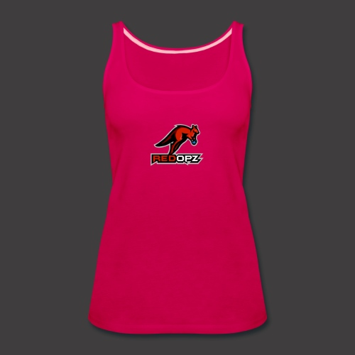 RedOpz Basic - Women's Premium Tank Top