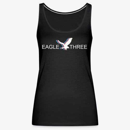 EAGLE THREE APPAREL - Women's Premium Tank Top