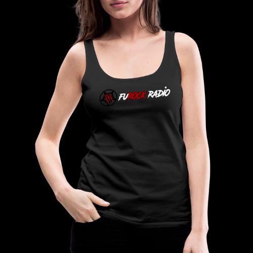 FuROCK Banner - Women's Premium Tank Top