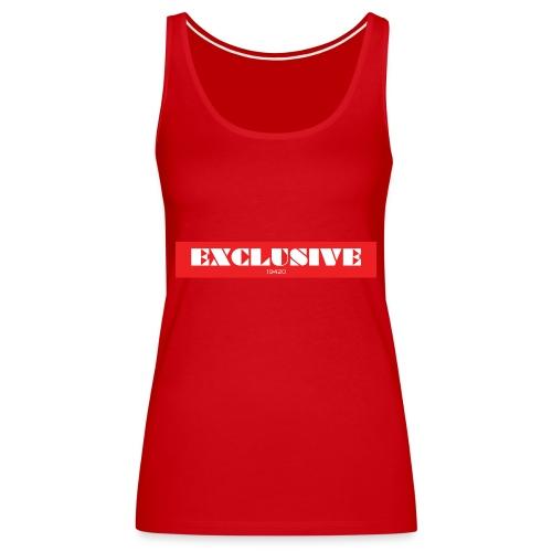 exclusive - Women's Premium Tank Top