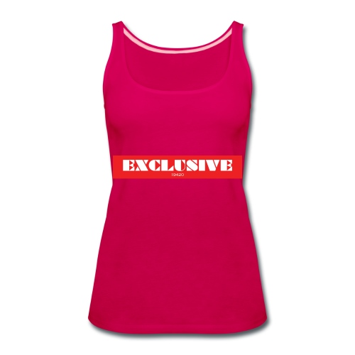 exclusive - Women's Premium Tank Top