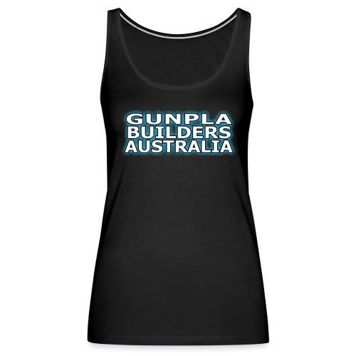 GBA Logo only - Women's Premium Tank Top