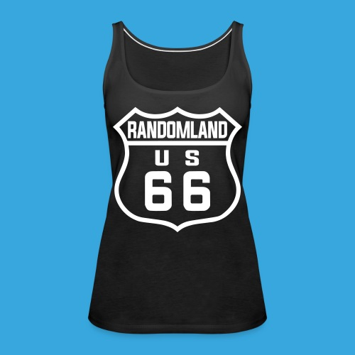 Randomland 66 - Women's Premium Tank Top