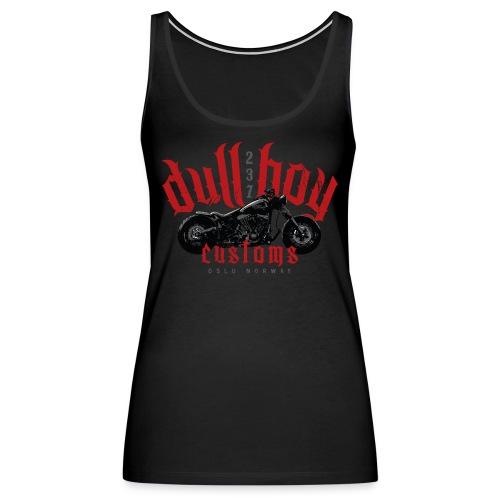 Dull Boy Customs Oslo - Women's Premium Tank Top
