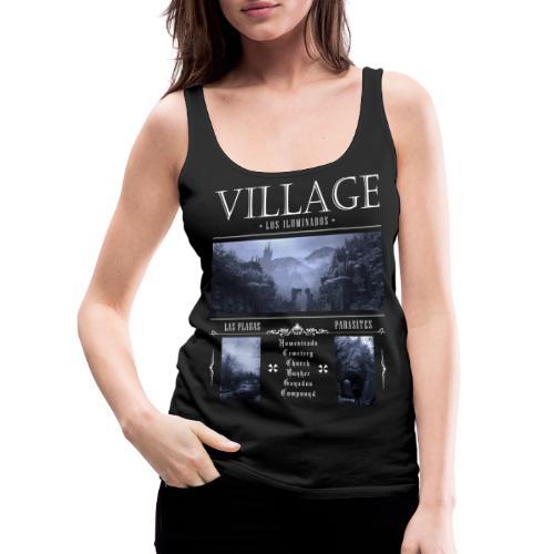Los Iluminados Village 2 - Women's Premium Tank Top