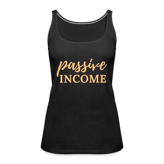 Passive Income - Lt. Gold