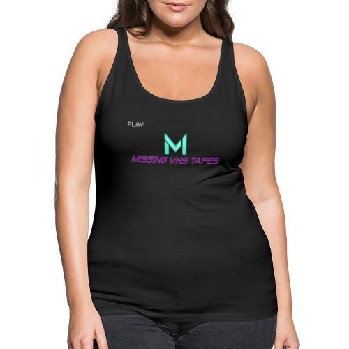 MVT updated - Women's Premium Tank Top