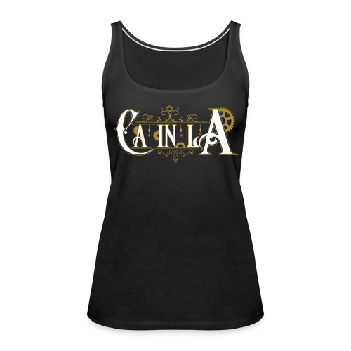 SteampunkCA - Women's Premium Tank Top