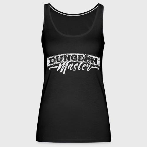 Dungeon Master & Dragons - Women's Premium Tank Top