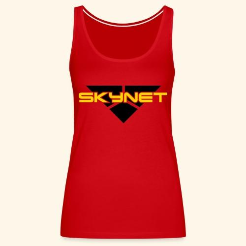 Skynet - Women's Premium Tank Top