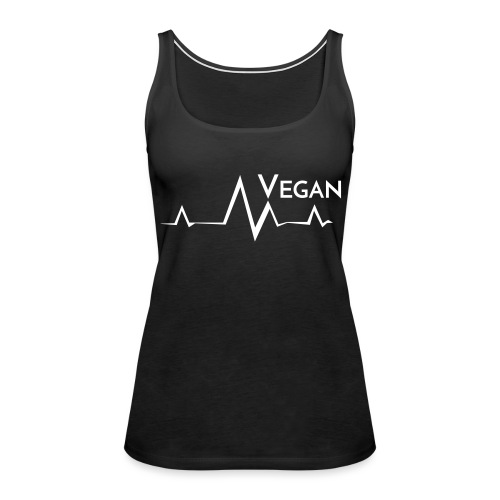 Vegan Frequenz - Women's Premium Tank Top