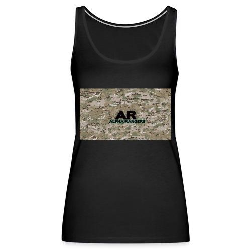 Alpha Ranger Apperal - Women's Premium Tank Top