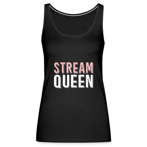 Do you live to livestream? - Women's Premium Tank Top