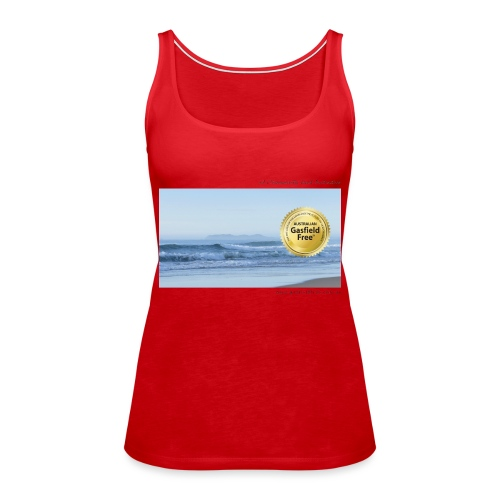 Beach Collection 1 - Women's Premium Tank Top