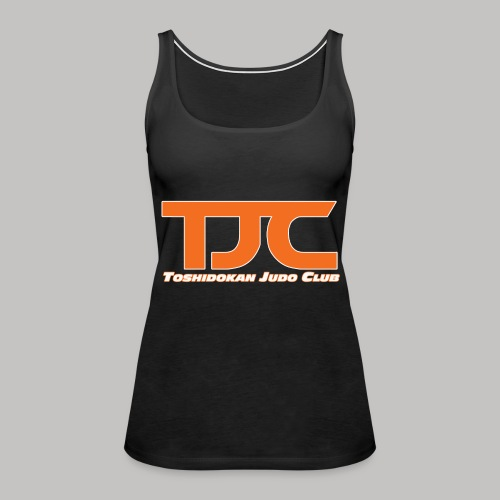 TJCorangeBASIC - Women's Premium Tank Top
