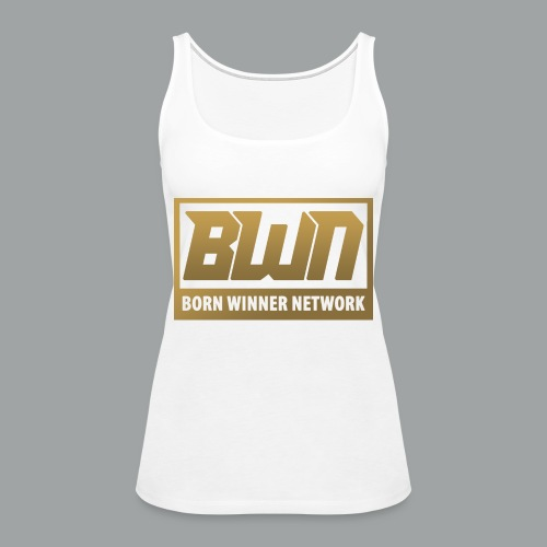 BWN (Gold) - Women's Premium Tank Top