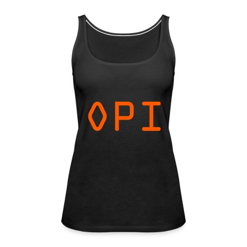 OPI Shirt - Women's Premium Tank Top