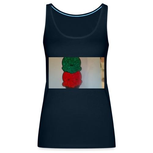 Ice cream t-shirt - Women's Premium Tank Top