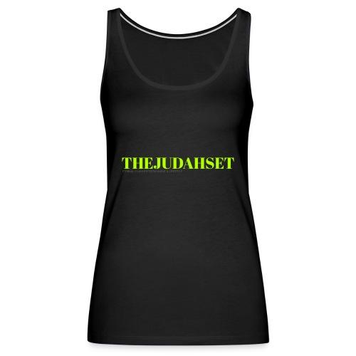 THEJUDAHSET - Women's Premium Tank Top