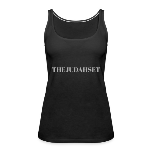 THEJUDAHSET (Official) Logo - Women's Premium Tank Top