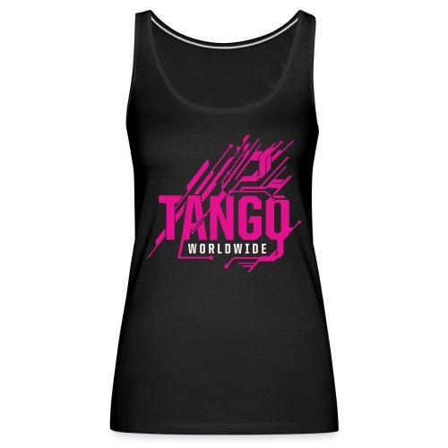 Pink Tech - Women's Premium Tank Top