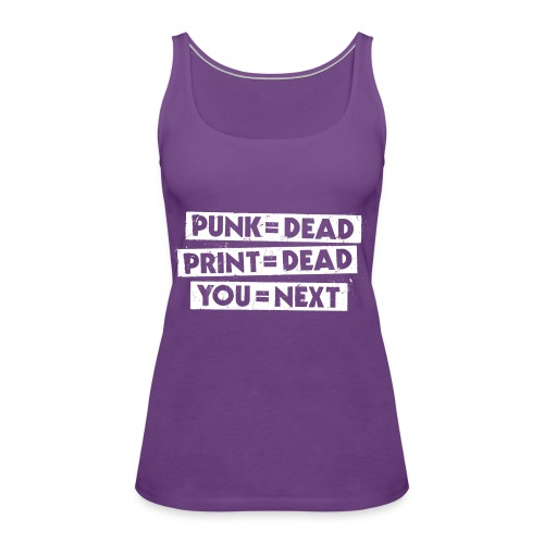 You = Next - Women's Premium Tank Top