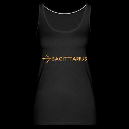 Sagittarius - Women's Premium Tank Top