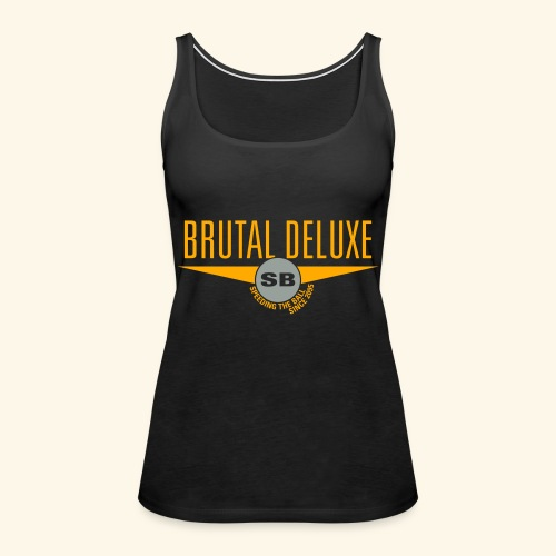 Brutal Deluxe - Women's Premium Tank Top