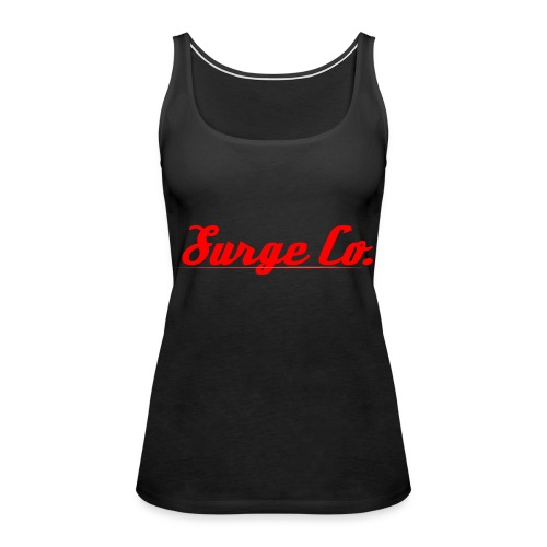 Surge Co. - Women's Premium Tank Top