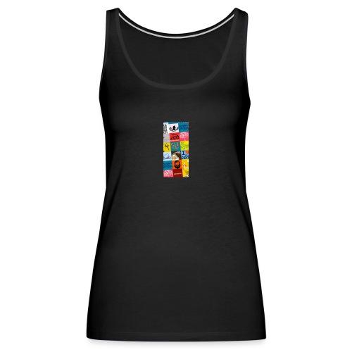 Creative Design - Women's Premium Tank Top