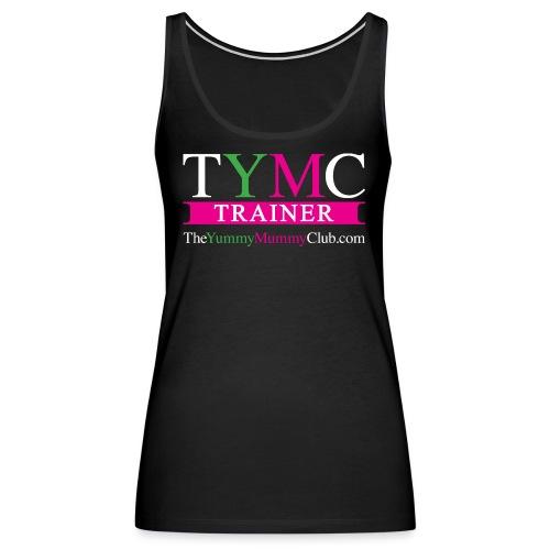 TYMC Trainer - Women's Premium Tank Top