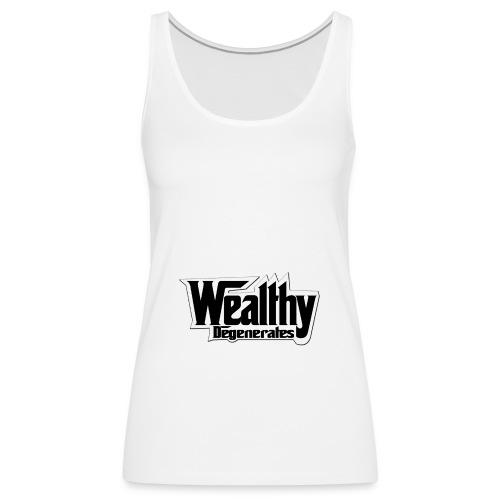 DENALI VANDAL TEE - Women's Premium Tank Top