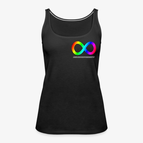 Neurodiversity - Women's Premium Tank Top